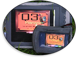 Q3 Rangers are hand-held, GPS-enabled computers running the unique Q3 Ranger GPS software system.